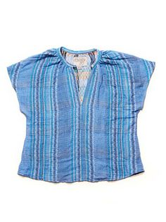 Voyage Top - Skylight by ace & jig I'd be a size small. sold at Of a Kind