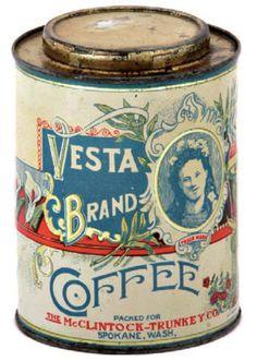 Vesta Brand Coffee