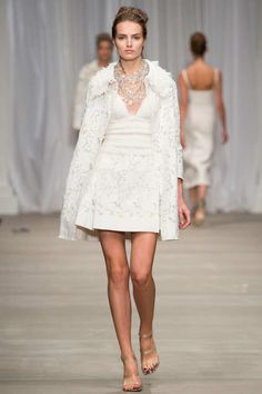 Ermanno Scervino Ready-to-wear Collection Spring/Summer 2015