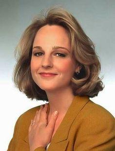Helen Hunt, ganadora del Oscar como mejor actriz protagónica en 1998, por la película Mejor Imposible. Nacida en 1963, en la actualidad tiene 52 años de edad.