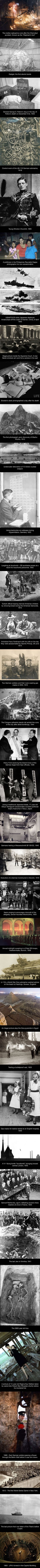 36 rare photographs of history - 9GAG