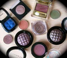 Beauty Broadcast: Top 10 Stand Alone Eyeshadows (Updated!)