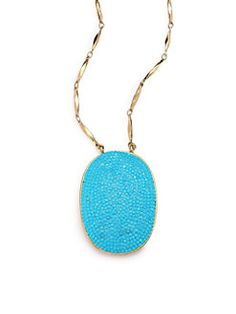 Kate Spade New York - Pave The Way Long Pendant Necklace