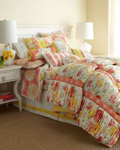 """+4189 """"Meadow"""" Bed Linens"""