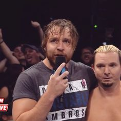 Dean Ambrose♡ — I don't know if I love this one or the other one...