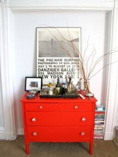 Remembering my Mom who loved RED