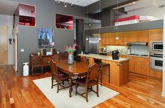 Brown College, Nassau, Lofts, Open Concept, Home Buying, Plank, Toronto, The Neighbourhood, Hardwood