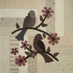 Sophie's Garden Block of the Month-Registration - Piecemaker's Quilt Shop