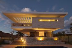 JPGN Residence by Danilo Matoso Macedo #architecture