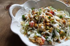 Copycat Portillo's Chopped Salad - Powered by @ultimaterecipe