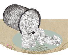 birgit lang, illustration für die zeit