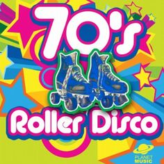 roller disco skate (It`s where the flashing lights came from).