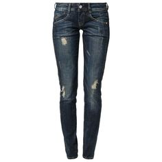 Cheap Womens Slim Fit Jeans | Sale on ZALANDO UK ❤ liked on Polyvore featuring jeans, slim cut jeans, slim blue jeans, slim fit blue jeans, slim jeans and blue jeans