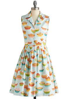 My Kind of Pie Dress, #ModCloth