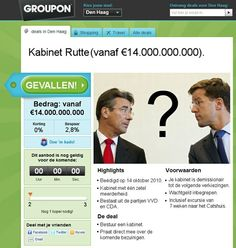new elections (by Groupon)