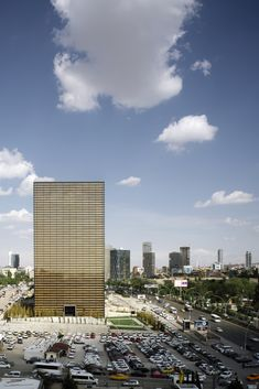 Gallery of Ankara Office Tower / Anmahian Winton Architects - 22