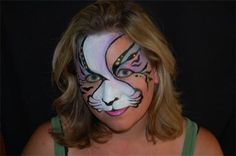 Fantasy Faces by Rebecca - Face Painting Gallery - Seal Beach, CA