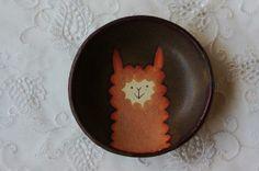 伊藤みほ アニマル豆皿