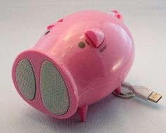 Piggy Computer Speaker