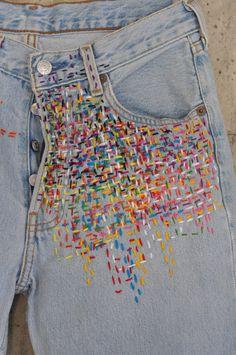 Used Look Vintage Boyfriend Jeans/Hipster Jeans/All Größen/Grunge Jeans/Boho/Vintage Jeans/Damen jeans Woman Jeans woman within plus size jeans Vintage Jeans, Jean Vintage, Vintage Logo, Boho Vintage, Vintage Branding, Looks Vintage, Vintage Design, Vintage Hipster, Vintage Woman