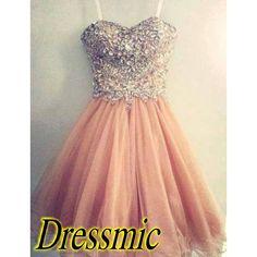 New sweetheart  Beaded Sequins Short Cheap Party Dress/Cocktail Dress/ Prom Dress/Homecoming Dress/Graduation Dress/Homcoming Dress sur Etsy, 96,12€