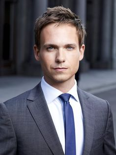 mike ross <3