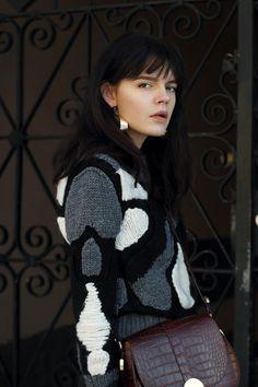 fashion worries: WARM SUNDAYS Diesel Shirts, Zara Bags, Punk, Warm, My Style, Outfits, Fashion, Clothes, Moda