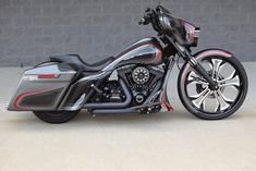 2014 Harley-Davidson® STREET GLIDE CUSTOM - 35K IN XTRAS - BIG WHEEL BAGGER #harleydavidsonfatboyroadking