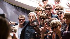 #PaulSmith | Men's Spring/Summer 15 Show: Backstage