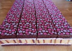 Anjelské rezy, recept, Zákusky | Tortyodmamy.sk Mini Pastries, Czech Recipes, Cupcakes, Cake Bars, Food Inspiration, Sweet Recipes, Picnic, Food And Drink, Cooking Recipes