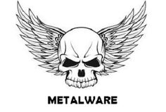 This is the http://metalware.co.za website logo.  IT is a combination of a few things.  Basically death and rebirth.  It's for those who like heavy metal music, Gothic clothes, art, and architecture, and then there is steampunk art, clothing and gadgets. Heavy Metal Music | Gothic | Steampunk