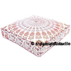 Large Floor Cushions Dog bed Meditation Dog Bed pillow cushion floor