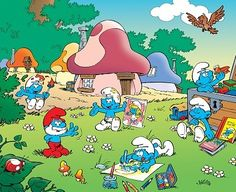 8 Facts About Smurfs That Are Actually Kind of Interesting; since then they've been entertaining (& boring the minds out of) millions of people around the world. Which brings up the question: How can the Smurfs be both universally popular & so boring http://www.toplessrobot.com/2011/07/8_facts_about_smurfs_that_are_shockingly_interesti.php
