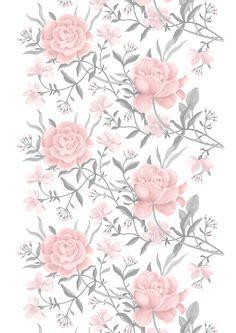 Charlotte, rose, design by Tanja Orsjoki