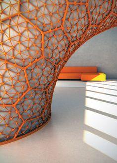 3D Printing; Room Divider. @designerwallace