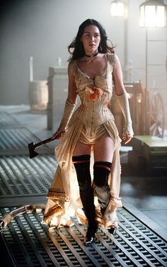 Megan Fox as Leila in Jonah Hex Megan Fox Sexy, Megan Fox Fotos, Megan Denise Fox, Jonah Hex, Megan Fox Pictures, Celebs, Celebrities, Steampunk Fashion, Transformers