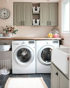 41 best pink laundry rooms images pink laundry rooms home decor rh pinterest com