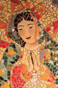 mosaic   #art #mosaic #design
