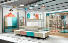 Kidsmoment by RIGIdesign, Wuhan – China » Retail Design Blog