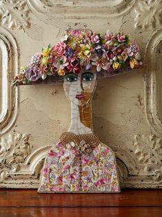 Portfolio — Debra Mager Mosaics Mosaic Wall Art, Mosaic Diy, Mosaic Garden, Mosaic Crafts, Mosaic Projects, Mosaic Tiles, Mosaic Mirrors, Mosaic Portrait, Portrait Wall
