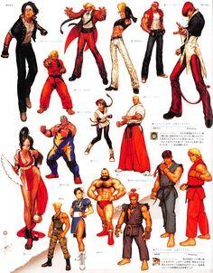 Kinu Nishumura and Shinkiro - Capcom vs SNK art 3d Model Character, Character Modeling, Game Character, Character Design, Dope Cartoons, Dope Cartoon Art, Manga Artist, Comic Artist, Ryu Street Fighter
