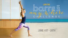 Online barre Workouts - 10 Minutes to 1 Hour - barre3