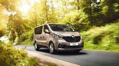 Renault Trafic Passenger 2014