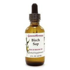 Birch Sap/Seve De Bouleau 2oz