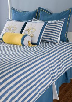 Perfect for an afternoon nap  #nautical