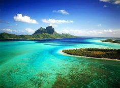 Conoce 10 lugares maravillosos para tu luna de miel. #wedding #honeymoon #playas #beauty #ebodas