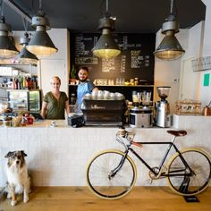 Alley Cat Bikes and Coffee Bike Photo, Alley Cat, Coffee Company, Home Interior Design, Coffe Bar, Shops, Retirement, Holland, Photo Shoot