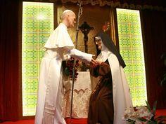 Venha reviver o encontro do Papa João Paulo II e da Irmã Lúcia ao Maior Presépio do Mundo em movimento!  Entrada gratuita.  Das 08h as 24h.  Visite-nos!