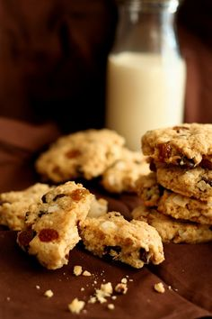 Gluten-Free Cowboy Cookies – Healthy Snacks for Kids | All Day I Dream About Food
