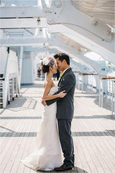 The Queen Mary Long Beach Wedding